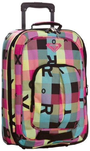 Roxy Reisetasche Just Go, 105 neon pink, 54x36x20, 38 liters, XMWBA451-