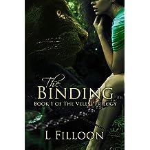 The Binding (The Velesi Trilogy Book 1)