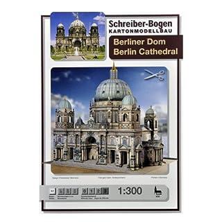 Aue-Verlag 33 x 28 x 32 cm Cathedral Berlin Model Kit