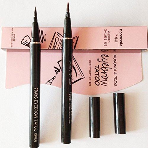 Samber Tintes Cejas Permanentes Maquillaje Natural