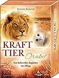 Das Krafttier-Orakel: Ein liebevoller Begleiter im Alltag - 64 Karten mit Begleitbuch