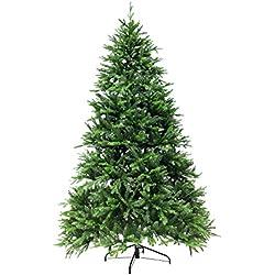"""Albero di Natale New Chamonix 240cm - Folto, Effetto """"real touch"""""""