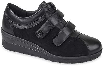 VALLEVERDE Scarpe Donna Sneakers Plantare Emory Foam36494 ch. Strappo