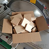 4-5kg saldi di legno compensato squadrato scampoli di pannelli multistrati di betulla