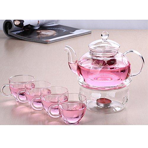 decentgadgetr-4-high-heat-resistant-borosilicate-glass-cups-one-600ml-borosilicate-teapot-borosilica