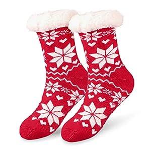 Calcetines de Navidad, Invierno Mujer