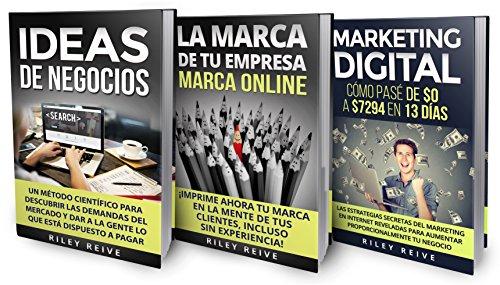 NEGOCIO ONLINE: LA BIBLIA: 3 LIBROS EN 1.  Aprende a crear tu negocio online paso a paso y a convertirlo en grandes ganancias (IDEAS DE NEGOCIOS, TU MARCA, MARKETING DIGITAL)