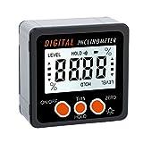 AUTOUTLET Digitaler Neigungsmesser Winkelmesser LCD Winkelsucher Bevel Box...