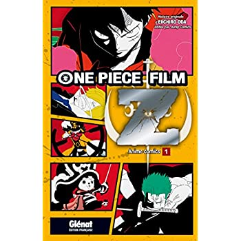 One Piece Anime comics - Z - Tome 01