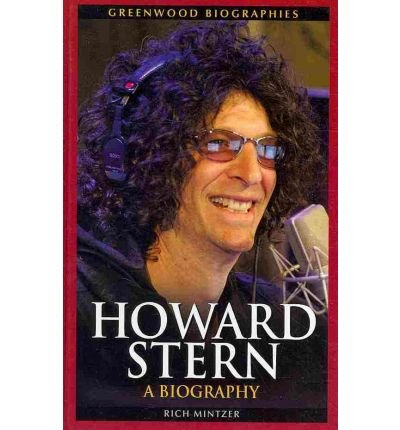 [(Howard Stern: A Biography)] [Author: Rich Mintzer] published on (April, 2010)