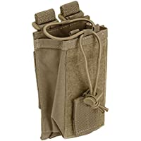 5.11 - Tactical Bungee Radio Pouch - Sandstone - One Size