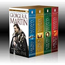 [Song of Ice & Fire 4v: A Game of Thrones, a Clash of Kings, a Storm of Sword...