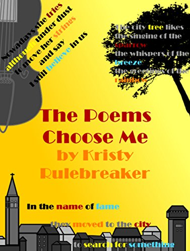 ebook: The Poems Choose Me (B00P8DED6Q)