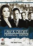 Law And Order - Criminal Intent: Season 1 [Edizione: Regno Unito] [Edizione: Regno Unito]