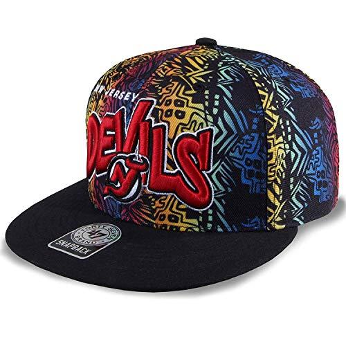 47 Brand Snapback Cap New Jersey Devils #32 -