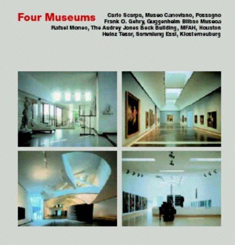 Four Museums by Stefan Buzas (2004-09-20)