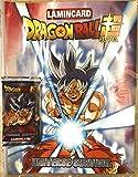 DIRAMIX Raccoglitore+5CARDS Dragonball Universe Survival