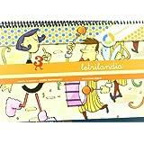 Letrilandia Lectoescritura cuaderno 3 de escritura (Pauta Montessori) (A tu medida (Entorno lógica matemática)) - 9788426371416