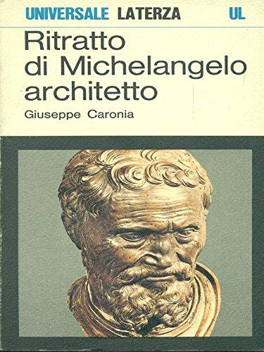 Ritratto di Michelangelo architetto