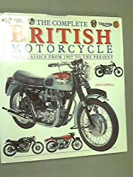 Complete British Motorcycle