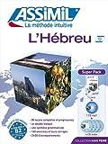 L'Hébreu Super Pack (livre +4 CD audio + 1 CD mp3)