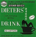Uncle Lees Teas Dieters Tea for Weight-Loss, 30 Ct