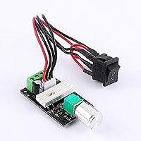 6-28V 3A Regulador de velocidad de motor de CC PWM Interruptor de inversión Interruptor de inversión