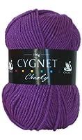 Cygnet C1005/665 | Thistle 100% Acrylic Chunky Yarn/Knitting Wool | 100g