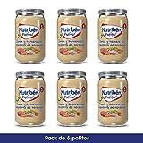 Nutribén Potitos De Jamón, Ternera y