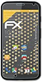 3 x atFoliX Protecteur d'écran Motorola Moto X (1. Generation 2013) Film Protection d'écran - FX-Antireflex anti-reflet