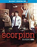 Scorpion: Season 1 [Blu-ray]