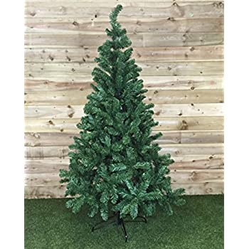 Classic Artificial Realistic Natural Branches Pine Christmas Tree ...
