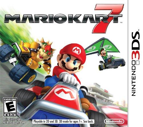 Nintendo Mario Kart 7 - Juego (Nintendo 3DS, Racing, E (para todos))