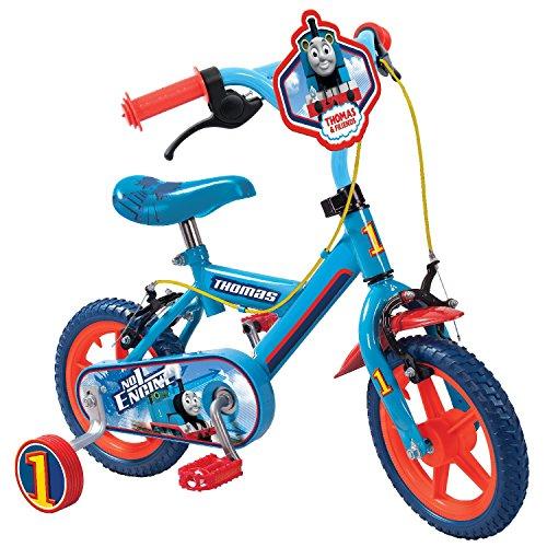 Thomas and Friends Boy Bike, Blue, 12-inch