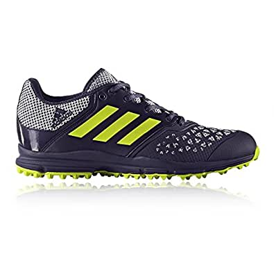 adidas Zone DOX Blue Yellow Hockey Schuh SS18 44: Amazon