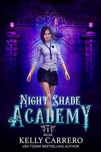 Night Shade Academy di Kelly Carrero