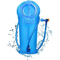 Schutzkappe Trekmates Tanker 3 L Trinkblase Trinkbeutel Wasserbeutel Wassertank Hydration Bag f/ür Rucksack Trinksystem auslaufsicher und mit Easy-Stop Mundst/ück inkl