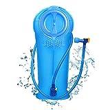 Unigear Trinkblase, 2L, 2,5L, 3L Hydration Blase staubdichte und antimikrobielle...