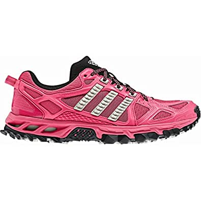 adidas Womenâ€TMs Kanadia Trail 6 Shoe, Pink, UK4: Amazon
