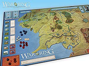 War of the Ring 2nd Edition Board Game