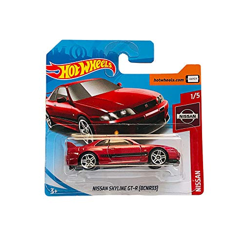 Hot Wheels Nisssan Skyline GT-R Nissan 1/5