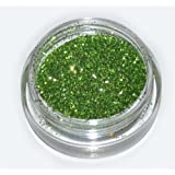 Green Sparkle Eye Shadow Loose Glitter Dust Body Face Nail Art Party Shimmer Make-Up
