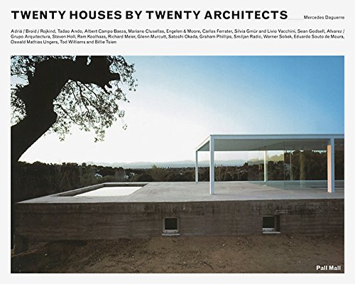 Twenty Houses by Twenty Architects (Pall Mall)