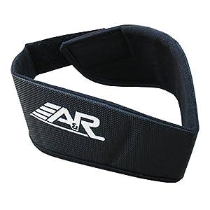 A&R Soft Neck Guard Senior Durable Ballistic Nylon Soft Liner Ergonomically