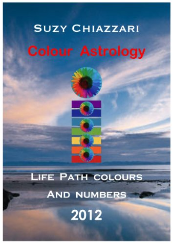 Colour Astrology - Life Path Colours and Numbers 2012