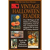 The Better Days Books Vintage Halloween Reader (English Edition)