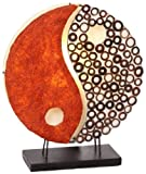 Lampe Ying Yang 33cm - Deko-Leuchte