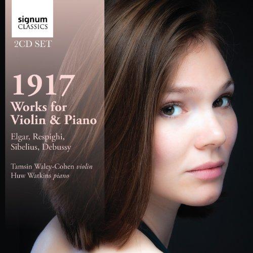 Five Pieces for Violin & Piano...