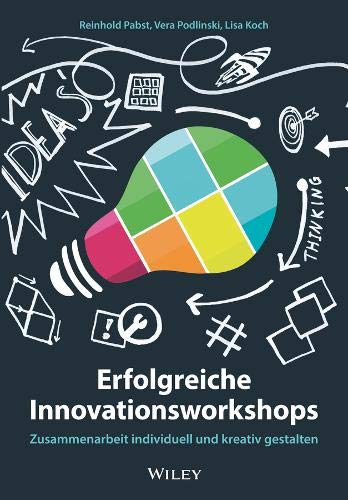 Erfolgreiche Innovationsworkshops: Zusammenarbeit individuell und kreativ gestalten