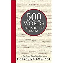 500 Words You Should Know [Paperback] Caroline Taggart